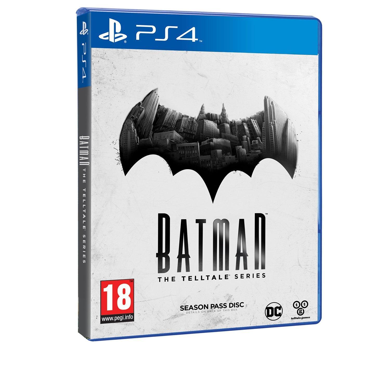 Batman : The Telltale Series sur Xbox One à 22.17€ et sur PS4