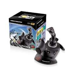 Thrustmaster T.Flight Hotas X PC Manette Gas 12 Boutons PC/PS3 + Flight Simulator PC