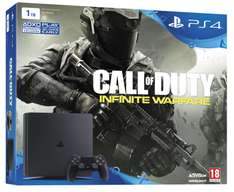 Console Sony PS4 Slim 1To + Jeu Call of Duty : Infinite Warfare