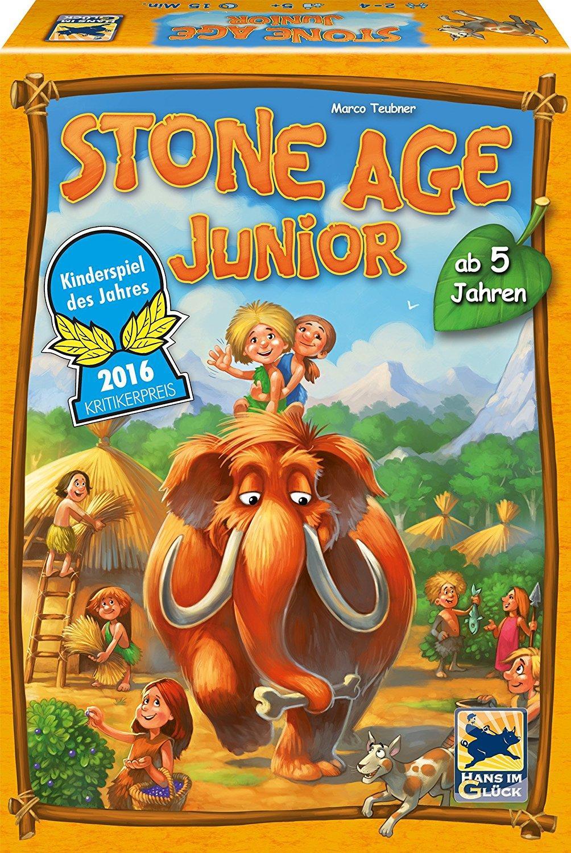 Jeu de société  L'Age de pierre Junior