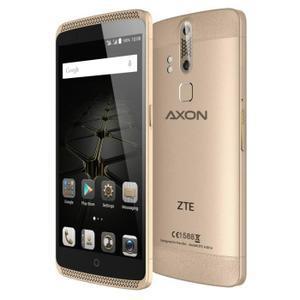 Smartphone ZTE Axon Elite Or - Full HD, RAM 3Go, 32Go