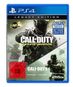 Call of Duty: Infinite Warfare - Legacy Edition sur PS4 ou Xbox One