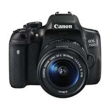 Canon EOS 750D + 18-55 IS STM (via ODR 50€)
