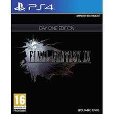 Final fantasy XV - Day one Edition sur PS4