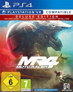 Moto Racer 4 - Deluxe Editon sur PS4