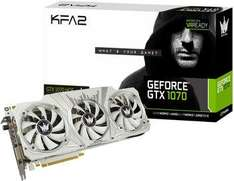Carte graphique KFA2 GeForce GTX-1070 HOF + Watch Dogs 2
