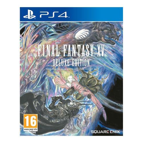 Jeu Final Fantasy XV sur PS4 ou Xbox One - Edition deluxe