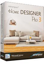 Logiciel Ashampoo Home Designer Pro 3