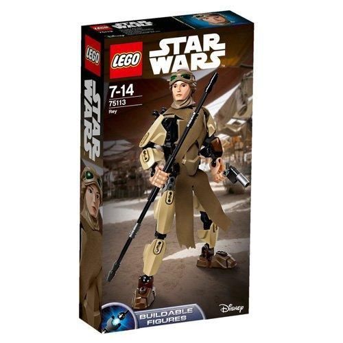 [Membres Premium] Figurine Lego Star Wars - Rey n°75113