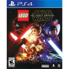 Lego Star Wars: The Force Awakens sur PS4