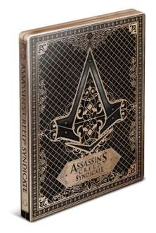 Jeu Assassin's Creed : Syndicate + Steelbook pour PC