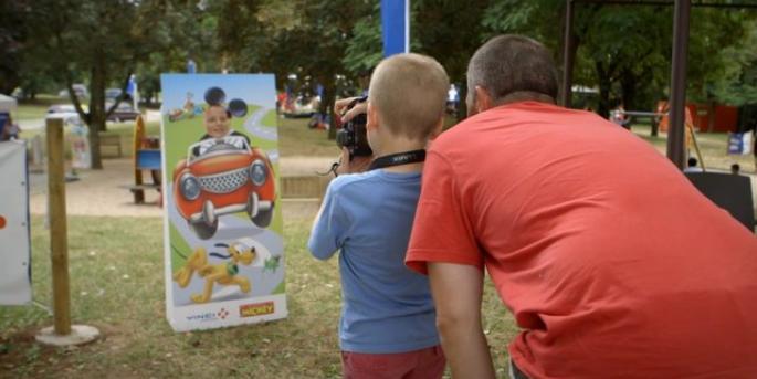 Cadeaux Vinci Autoroutes : jeux, café, kit pique nique, crème solaire, jouet ...