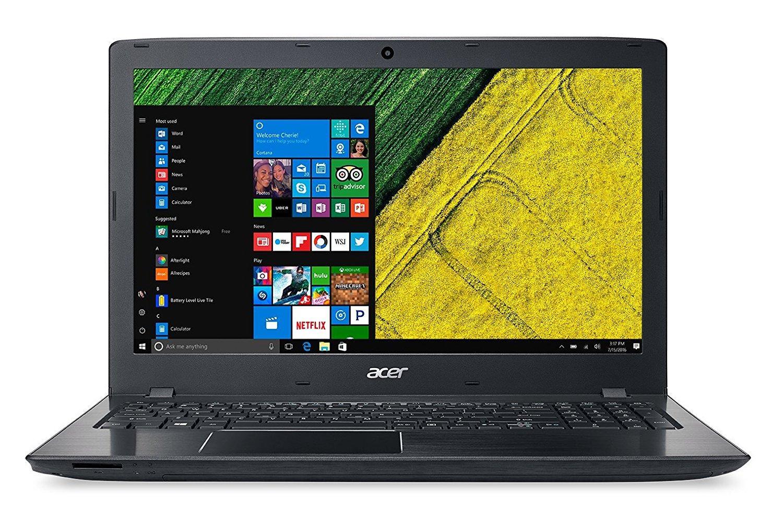 """PC Portable 15.6"""" Acer Aspire E5-575G-515S - Full HD,  i5 7200U, RAM 4Go, 1To + SSD 96Go, GT 940MX, Windows 10"""