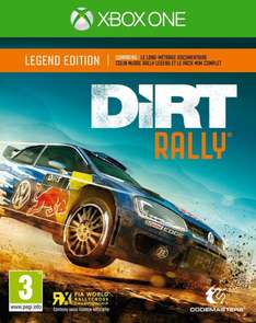 Dirt Rally - Edition Legend sur Xbox One