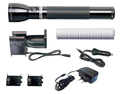 Lampe torche Mag-Lite Charger RE4019 - 5 modes, Noir, 32 cm