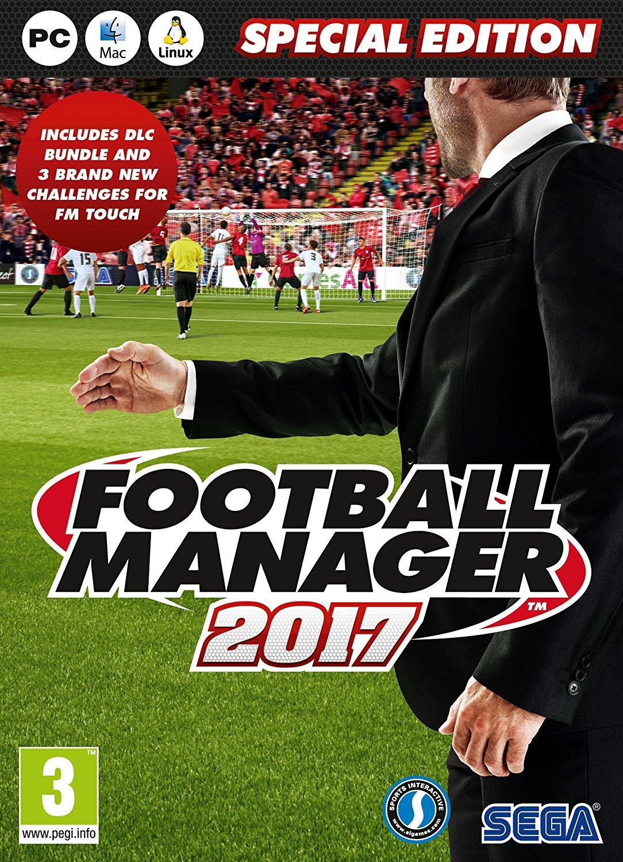 Football Manager 2017 - Edition limitée sur PC