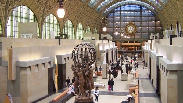 Entrée gratuite au  Musée d'Orsay ce Week-End