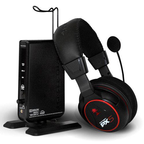 Peu de stock : Casque gaming sans fil Turtle Beach Ear Force PX5 PS3 ou XBOX 360 - Reconditionné