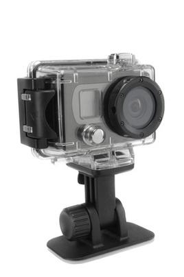 Caméra sportive Hitachi HDSV01E (harnais de fixation poitrine inclus)