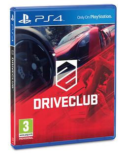 Pour la précommande de Driveclub + PlayStation Plus d'un an +3mois offert