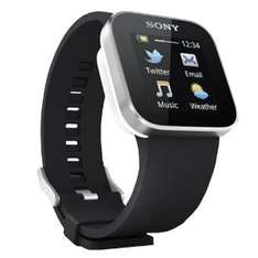 Montre Sony SmartWatch 1,3'' pour Smartphone Android