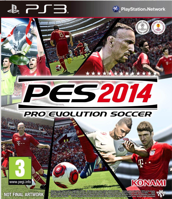 Pré-commande : Pro Evolution Soccer 2014 [PS3]