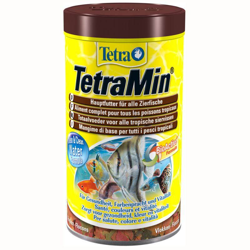 TetraMin Alimentation pour poissons exotiques 1 litre