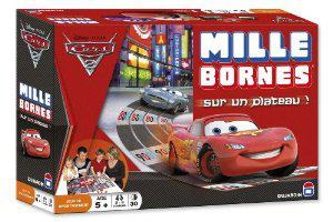 Avec ODR de -50% : 1000 Bornes Astérix à 5.4€, Jeu de plateau 1000 Bornes Cars 2
