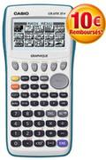 Calculatrice graphique CASIO GRAPH 35+(avec ODR de 10€)