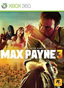 Max Payne 3 sur XBOX 360