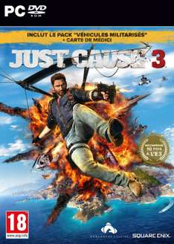 Just Cause 3 - Edition Medici sur PC