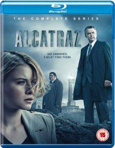 Coffret Blu-ray Alcatraz - L'intégrale de la série