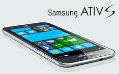 Smartphone Samsung Ativ S - Windows 8