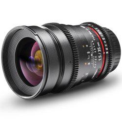 Sélection d'objectifs pour boitier Nikon 1 (hybride) - Ex : Walimex Pro 35mm f/1,5
