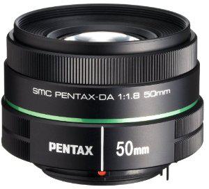 Objectif Pentax 50mm f/1.8 SMC DA