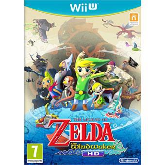 Zelda Wind Waker HD + 10€ en chèque cadeau
