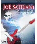 Blu-ray 3D Joe Satriani: Satchurated - Live in Montreal (Visible en 2D