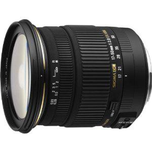 [Maj] Objectif Sigma 17-50 F2,8 DC OS HSM EX pour Canon