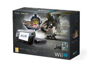 Console Nintendo Wii U 32 Go Pack Premium Monster Hunter 3 Ultimate