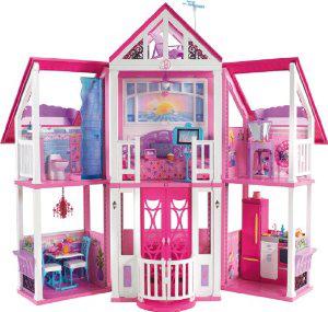 Barbie Ma maison de rêve - Maison de poupées