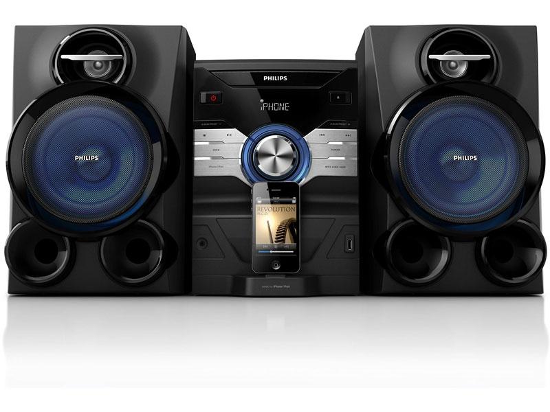 Mini-chaîne Philips FWM400D/12
