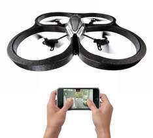 Quadricoptère Parrot AR Drone 2.0 - Reconditionné