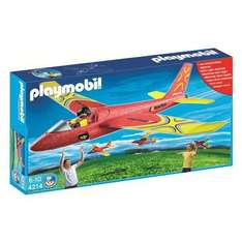 Planeur extrême Playmobil 4214