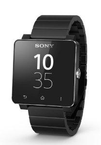 Pré-commande : Montre connectée Sony Smartwatch 2 (Bracelet métal)