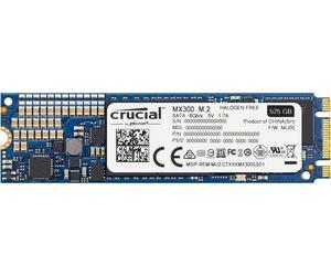 SSD Crucial MX300 M2 - 525 Go