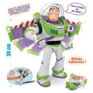 Jouet Giochi Toy Story Buzz l'éclair multi-fonctions 30 cm