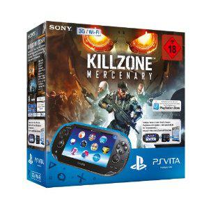 Console Sony PS Vita Pack Killzone Mercenary + Carte mémoire 8 Go