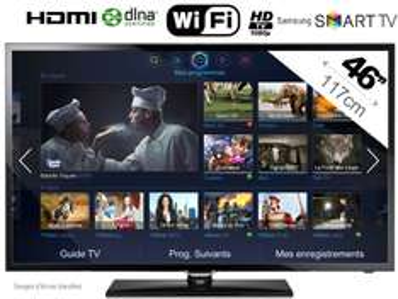 """Téléviseur LED 46"""" Samsumg UE46F5300 Smart TV -"""