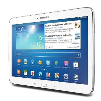 """Tablette Samsung Galaxy Tab 3 10.1"""" - 16Go"""