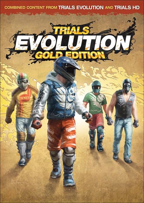 Trials Evolution Gold Edition sur PC (Dématérialisé - Uplay)